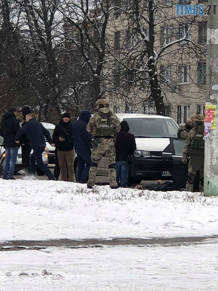 46831206 1001268260075891 7253811639634362368 n - У центрі Житомира силовики затримали групу квартирних злодіїв