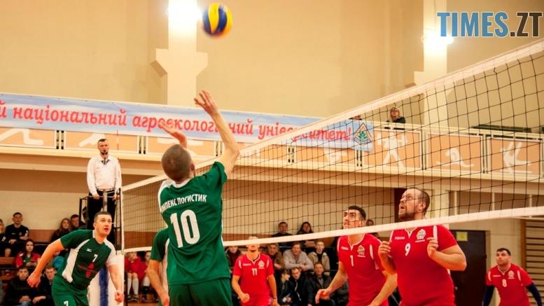 5 1 - У Житомирі відбулися Всеукраїнські фінальні змагання з волейболу ВФСТ «Колос»: результати