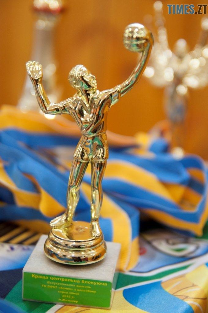 7 1 680x1024 - У Житомирі відбулися Всеукраїнські фінальні змагання з волейболу ВФСТ «Колос»: результати