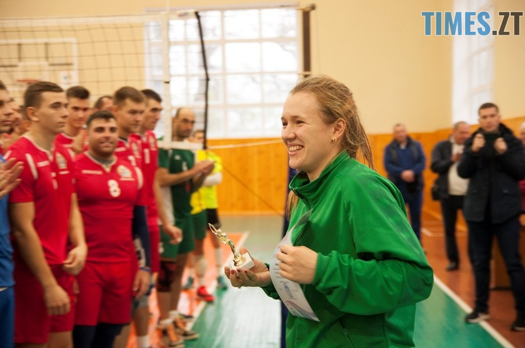 8 1 1024x680 - У Житомирі відбулися Всеукраїнські фінальні змагання з волейболу ВФСТ «Колос»: результати