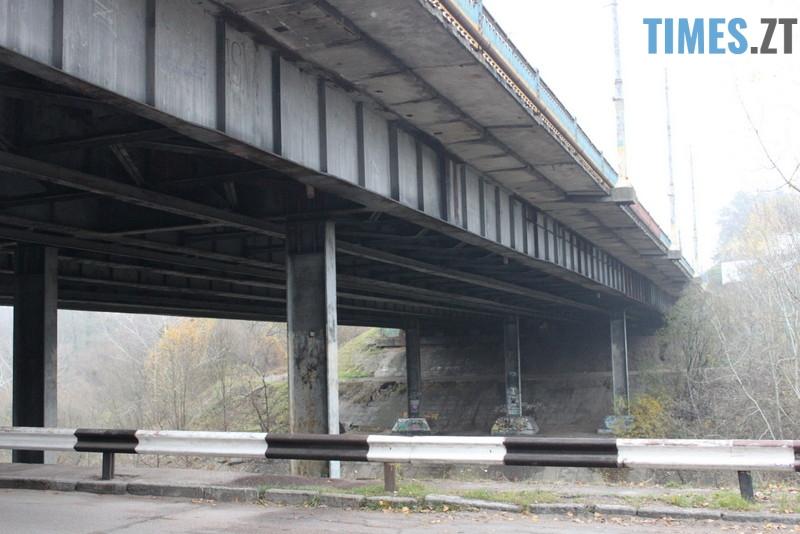 IMG 7691 - Таємниці  Богунського мосту в Житомирі