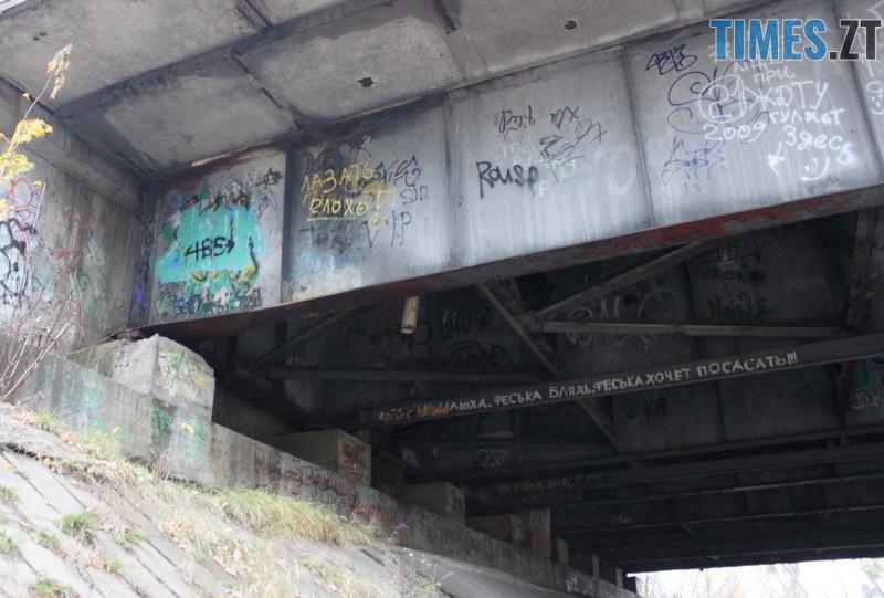 IMG 7692 - Таємниці  Богунського мосту в Житомирі