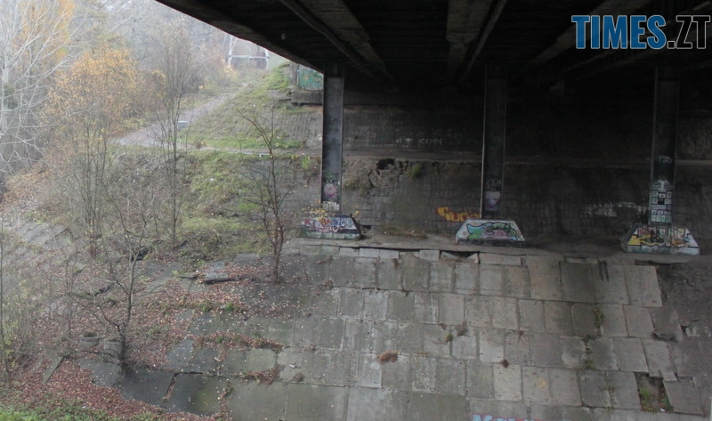 IMG 7695 - Таємниці  Богунського мосту в Житомирі