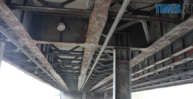 IMG 7696 - Таємниці  Богунського мосту в Житомирі