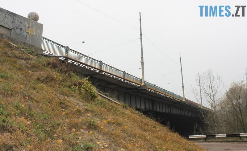 IMG 7707 - Таємниці  Богунського мосту в Житомирі