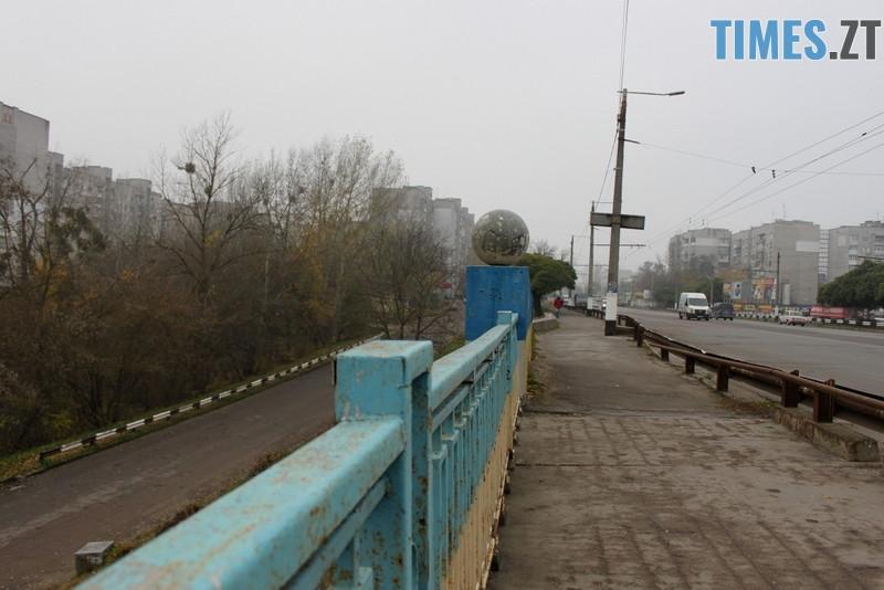 IMG 7714 - Таємниці  Богунського мосту в Житомирі
