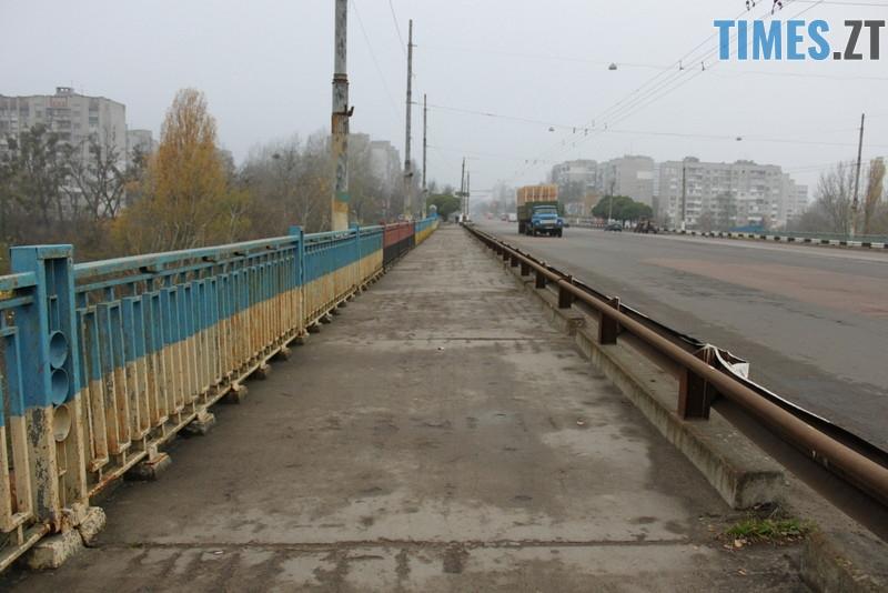 IMG 7716 - Таємниці  Богунського мосту в Житомирі