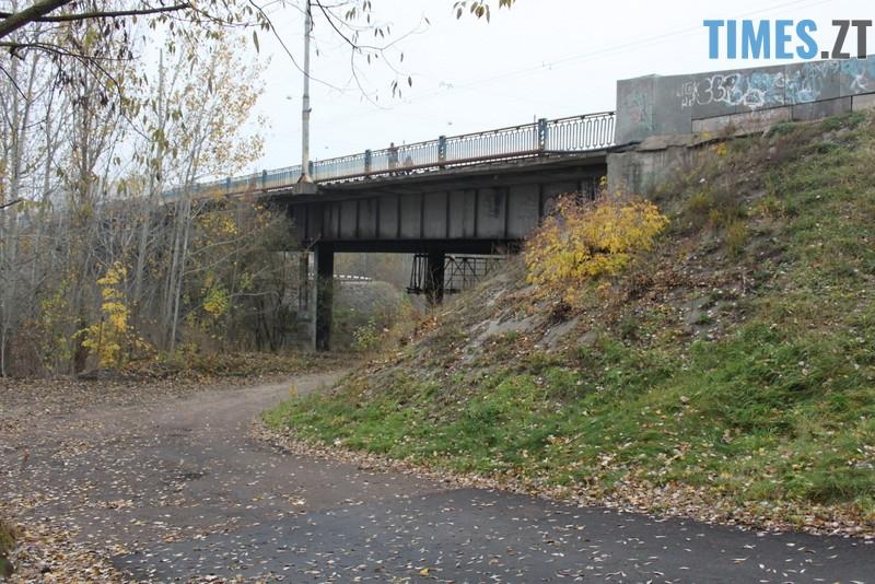 IMG 7721 - Таємниці  Богунського мосту в Житомирі