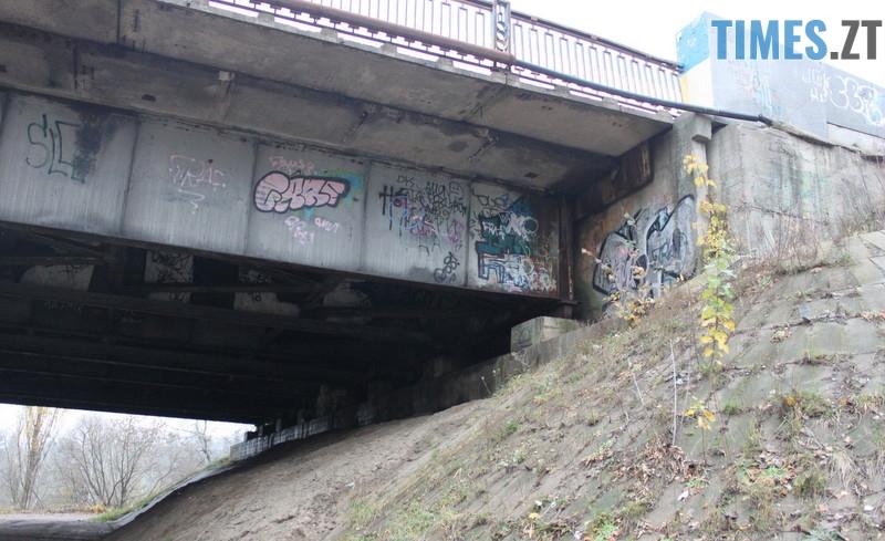 IMG 7722 - Таємниці  Богунського мосту в Житомирі