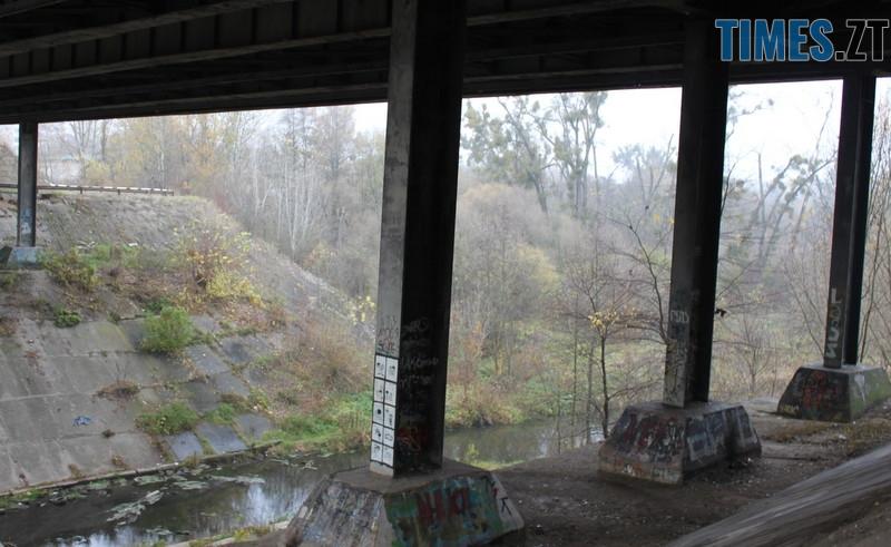 IMG 7725 - Таємниці  Богунського мосту в Житомирі