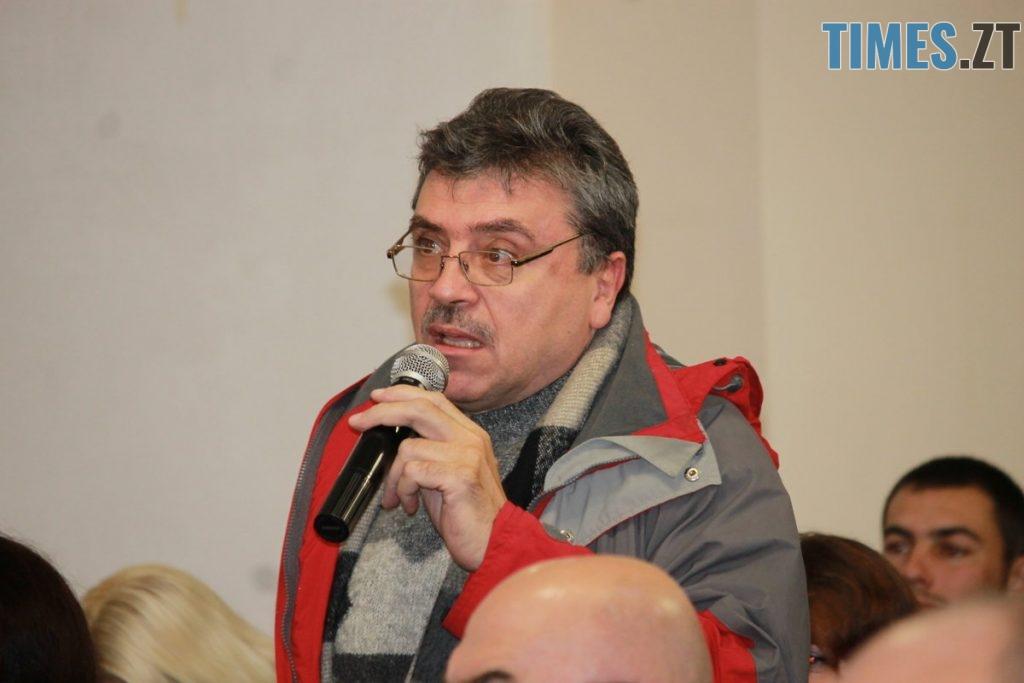 IMG 9366 1024x683 - «Успішне майбутнє залежить від кожного з нас», – Юрій Дерев'янко зустрівся з житомирянами, щоб вирішити долю України