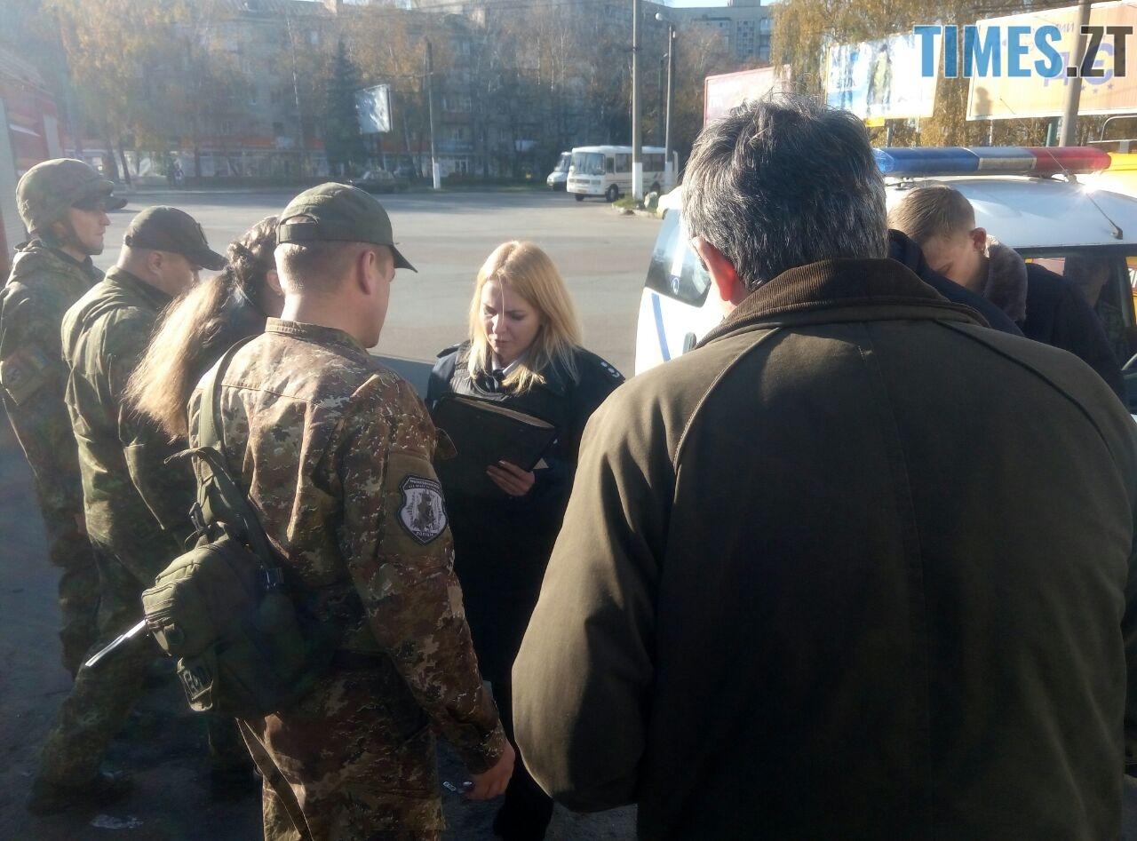 a6e99c5e e538 4879 a0c9 c5daba3859ab - Переполох у Житомирі: з трьох вокзалів терміново евакуюють людей (ОНОВЛЕНО)