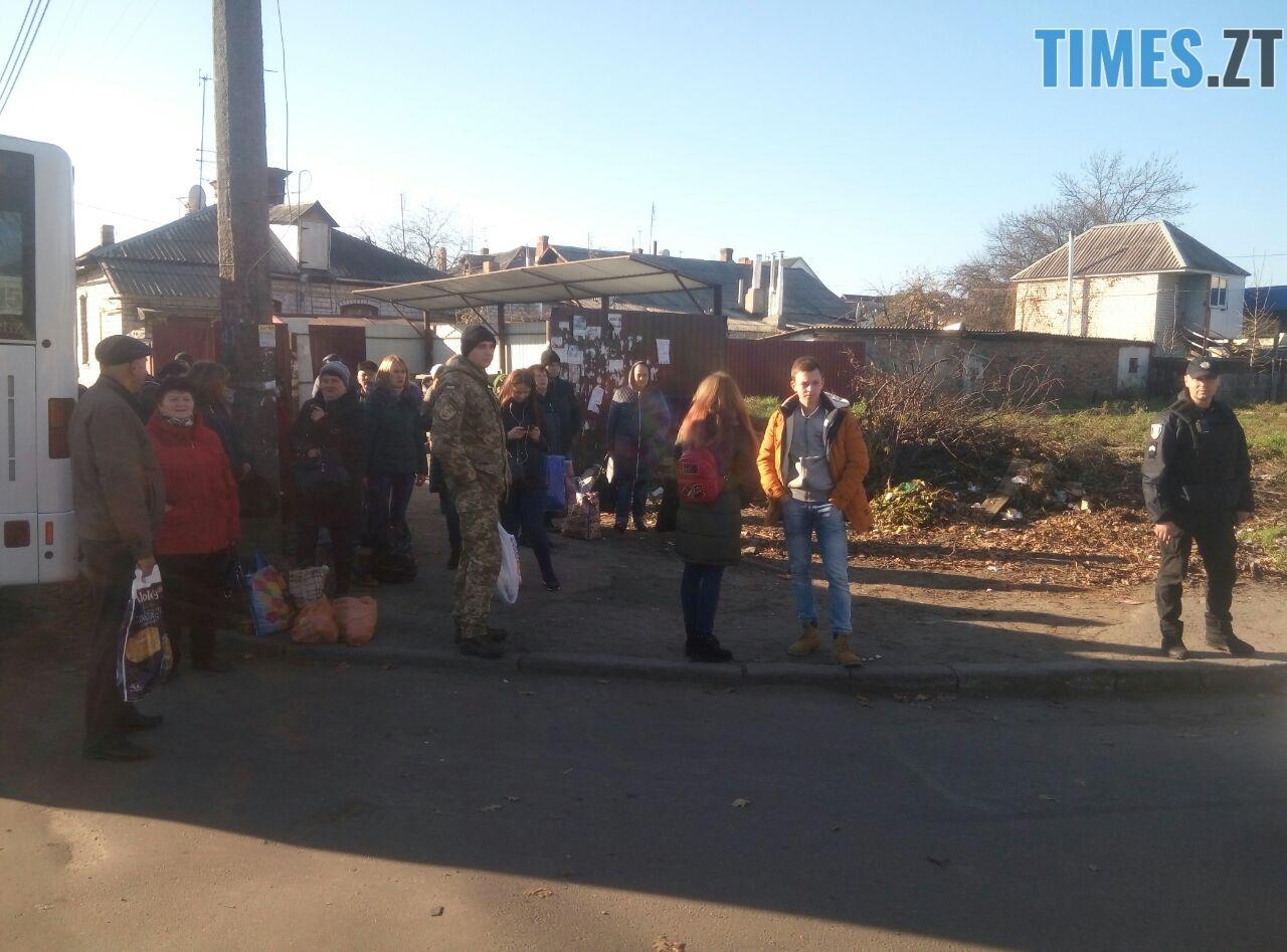aad06ae2 9eae 49b8 8d73 a98828e633b6 - Переполох у Житомирі: з трьох вокзалів терміново евакуюють людей (ОНОВЛЕНО)