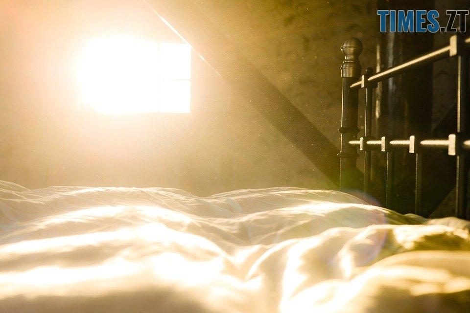 Достатньо світла щоб прокинутись зранку