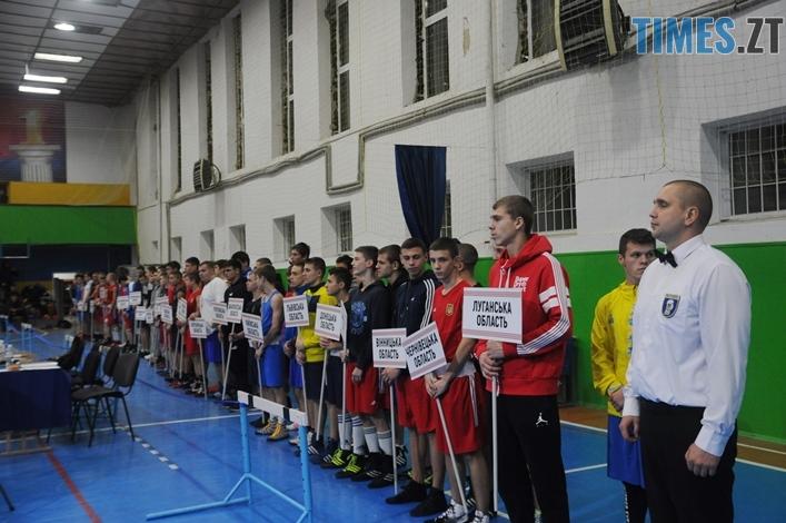 chemp boks 13 - У Житомирі триває чемпіонат України з боксу серед молоді