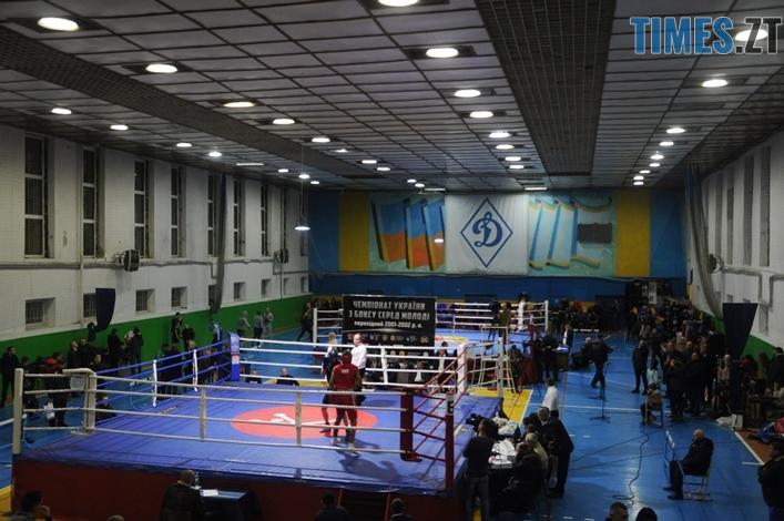 chemp boks 7 - У Житомирі триває чемпіонат України з боксу серед молоді
