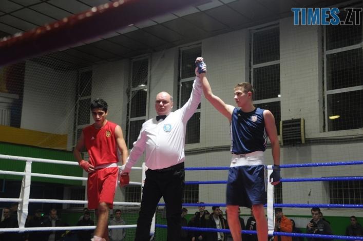 chemp boks 8 - У Житомирі триває чемпіонат України з боксу серед молоді