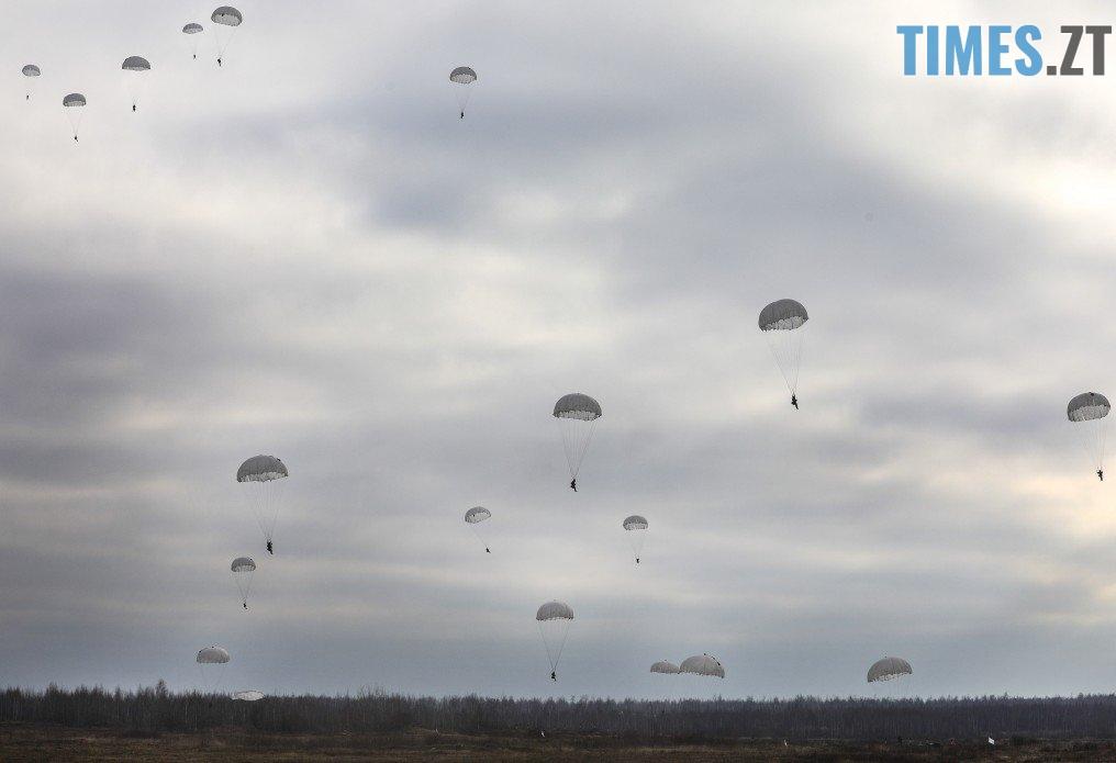 dfb2e3b1fcf70cab061c23346ed42d5c 1542805468 extra large - Навчання Десантно-штурмових військ ЗСУ на Житомирщині: як це було