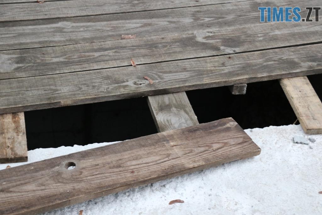 img1541514862 0 - «Підземелля» на Бердичівській вже до кінця місяця накриють броньованим склом