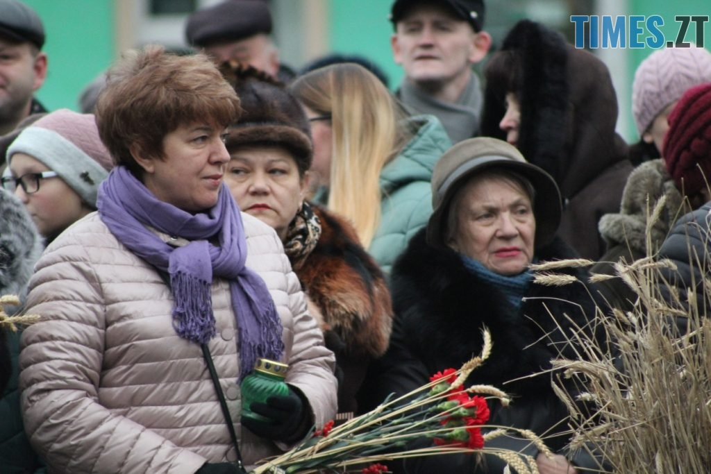 img1543072201 5 1024x683 - Як у Житомирі вшанували пам'ять жертв голодоморів