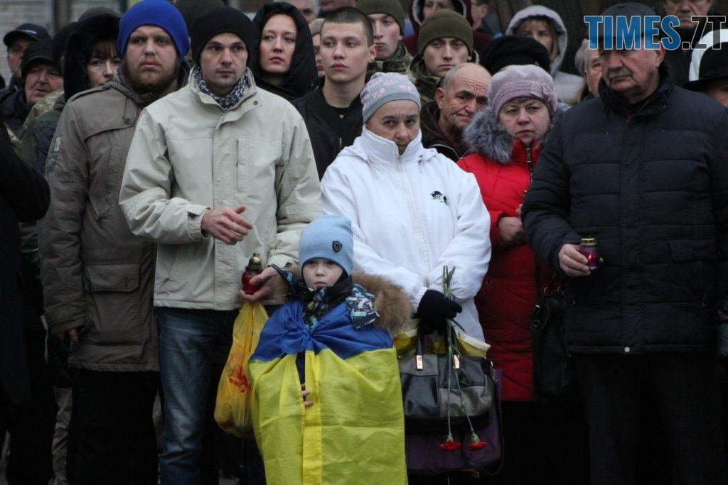 img1543072235 4 1024x683 - Як у Житомирі вшанували пам'ять жертв голодоморів