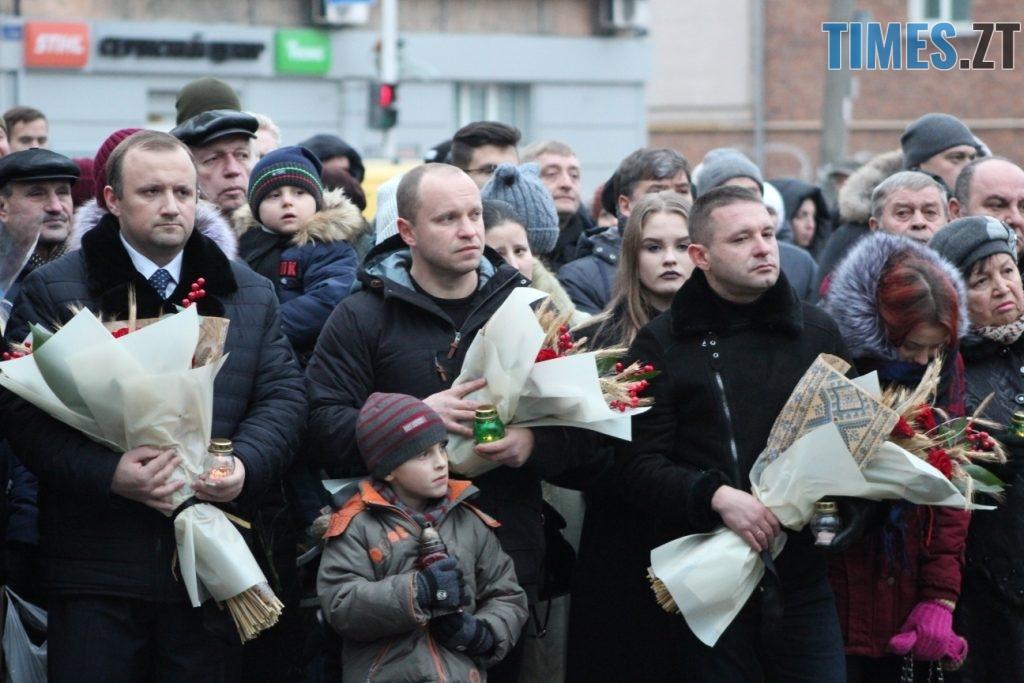 img1543072303 6 1024x683 - Як у Житомирі вшанували пам'ять жертв голодоморів
