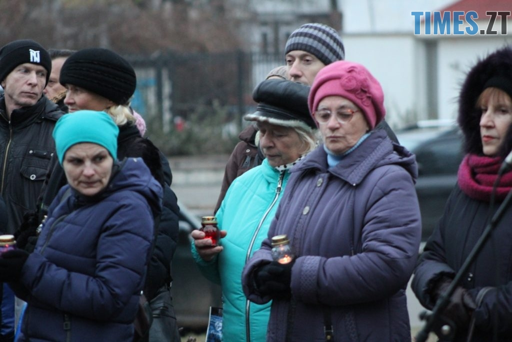 img1543072323 4 1024x683 - Як у Житомирі вшанували пам'ять жертв голодоморів