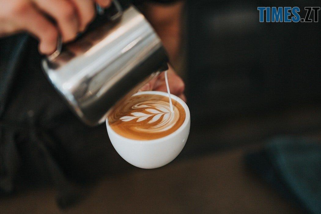 Як приготувати каву з малюнком