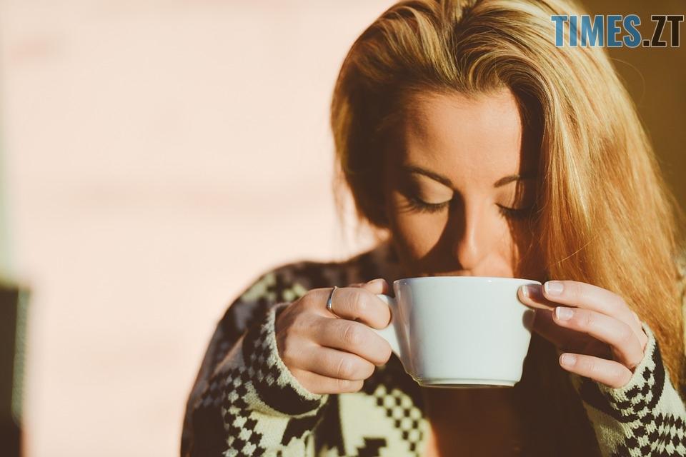 Кава щоб прокинутись зранку