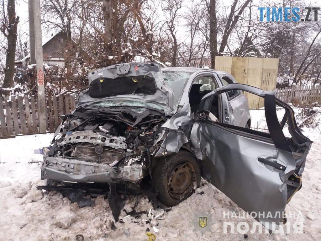 Двірець2  1024x768 - У аварії під Житомиром загинуло троє людей, ще двоє та дитина травмовані