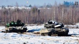 танки головна 260x146 - На Житомирщині десантники на «летючих» танках показали що таке ударна міць