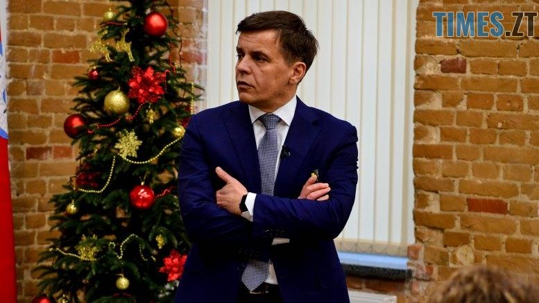 сухомлин - Які обіцянки виконав Сергій Сухомлин: житомирський міський голова звітував за 3 роки роботи