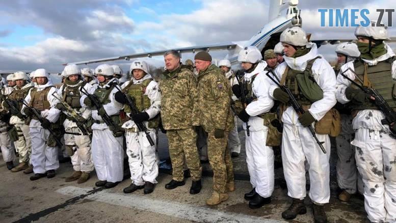 озерне - До військкоматів прийшло в рази більше резервістів, ніж потрібно, – Порошенко