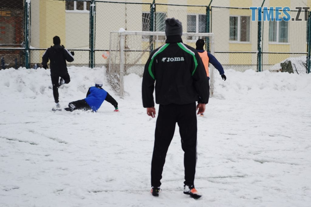 1 1024x683 - Вихованці Сергія Завалка зустрілися у щорічному футбольному батлі