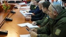 12 12 18 17 260x146 - Ще 9 жителів Житомирської області отримали посвідчення «Бійця-добровольця АТО»