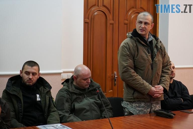 12 12 18 18 - Ще 9 жителів Житомирської області отримали посвідчення «Бійця-добровольця АТО»
