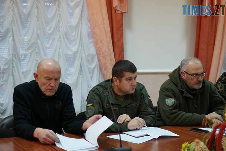 12 12 18 8 - Ще 9 жителів Житомирської області отримали посвідчення «Бійця-добровольця АТО»