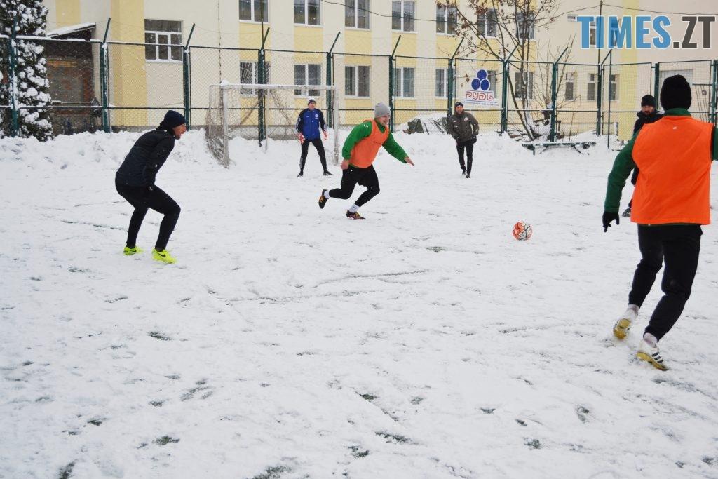 13 1 1024x683 - Вихованці Сергія Завалка зустрілися у щорічному футбольному батлі