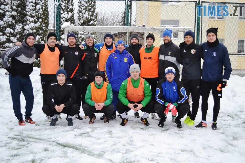 15 1 1024x683 - Вихованці Сергія Завалка зустрілися у щорічному футбольному батлі