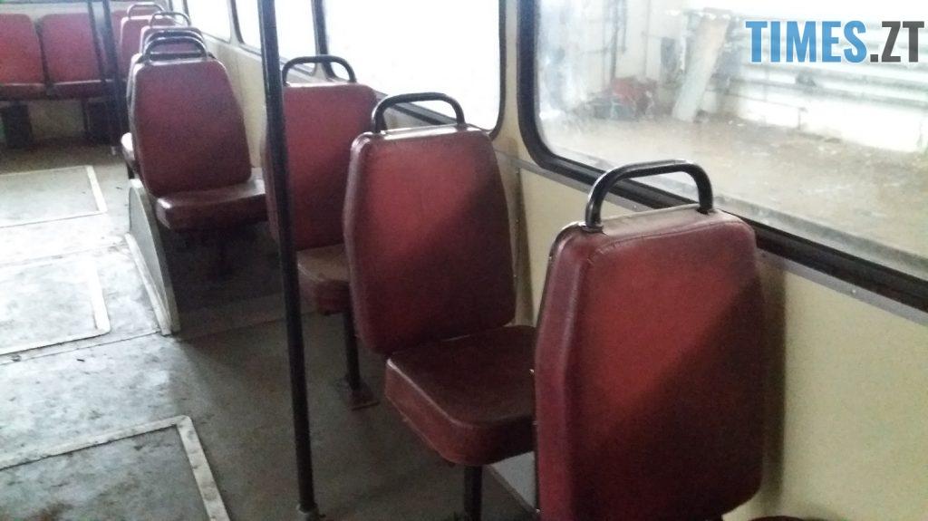 1545643214 20181221 123812 kopya 1024x575 - У Житомирі відремонтували тролейбус, якому більше 20 років