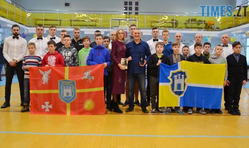 17 1024x608 - У Житомирі відбувся чемпіонат міста з кікбоксингу WAKO «Українська шляхта»