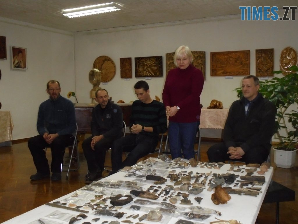 48383364 561732661327977 7623373767065993216 o 1024x768 - Під час археологічної експедиції у Бердичеві знайшли майже триста артефактів