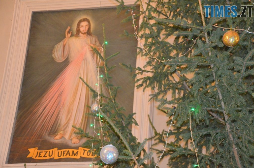 48965011 2551696788181550 3974141068714180608 o 1024x678 - Різдвяна Меса у кафедральному соборі: фоторепортаж