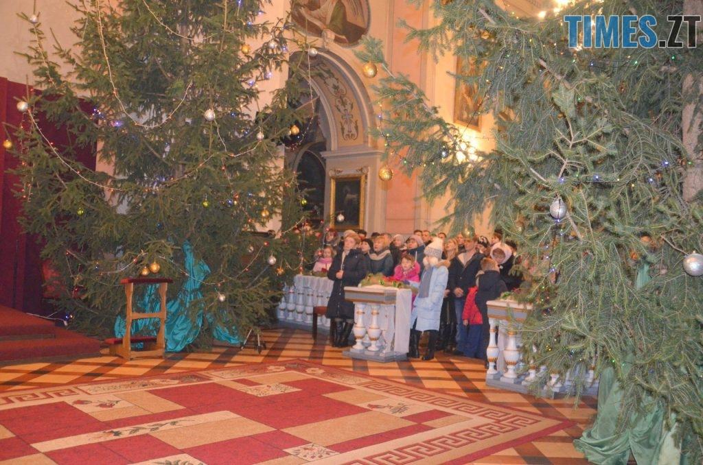 49206379 2551696038181625 8137102287173582848 o 1024x678 - Різдвяна Меса у кафедральному соборі: фоторепортаж