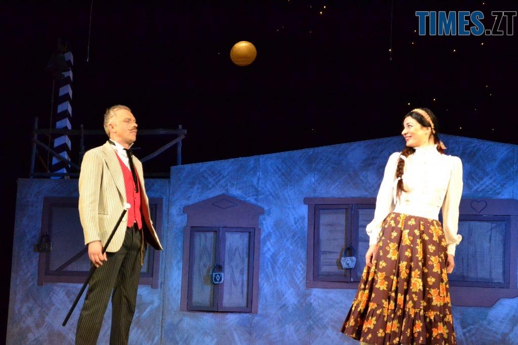DSC 0332 1024x683 - «За двома зайцями»: 20 років на сцені Житомирського драмтеатру