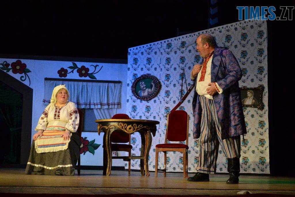 DSC 0361 1024x683 - «За двома зайцями»: 20 років на сцені Житомирського драмтеатру