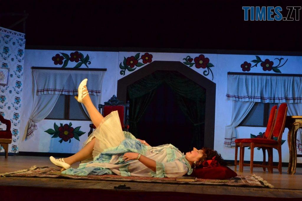DSC 0416 1024x683 - «За двома зайцями»: 20 років на сцені Житомирського драмтеатру