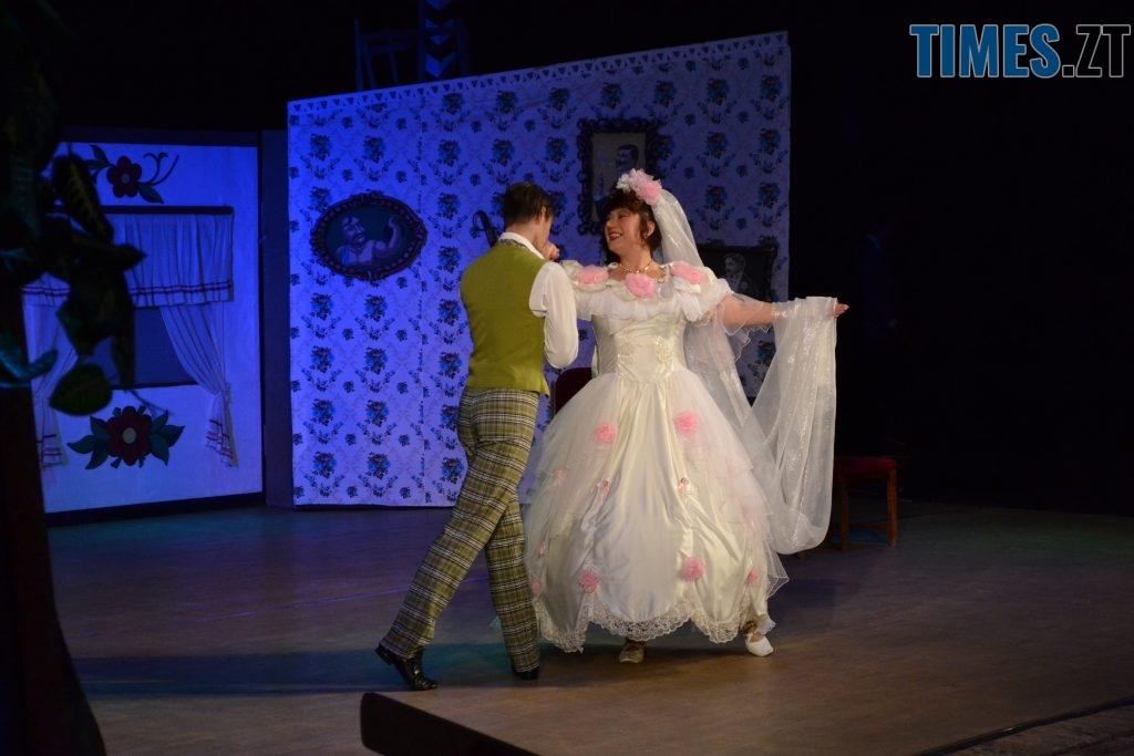 DSC 0605 1024x683 - «За двома зайцями»: 20 років на сцені Житомирського драмтеатру