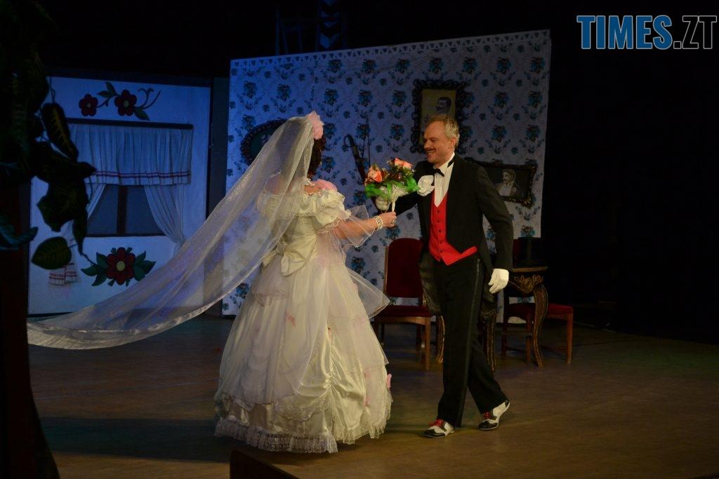 DSC 0672 1024x683 - «За двома зайцями»: 20 років на сцені Житомирського драмтеатру