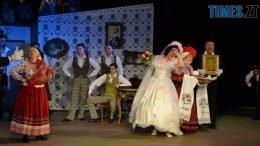 DSC 0739 260x146 - «За двома зайцями»: 20 років на сцені Житомирського драмтеатру